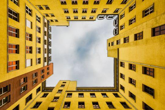Klimaschutzgesetz - Sofortprogramm für den Gebäudesektor