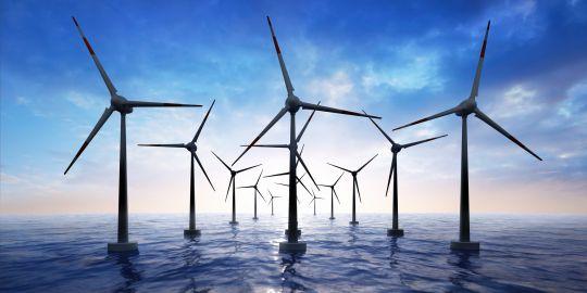 RWE und BASF planen Mega-Windpark in der Nordsee