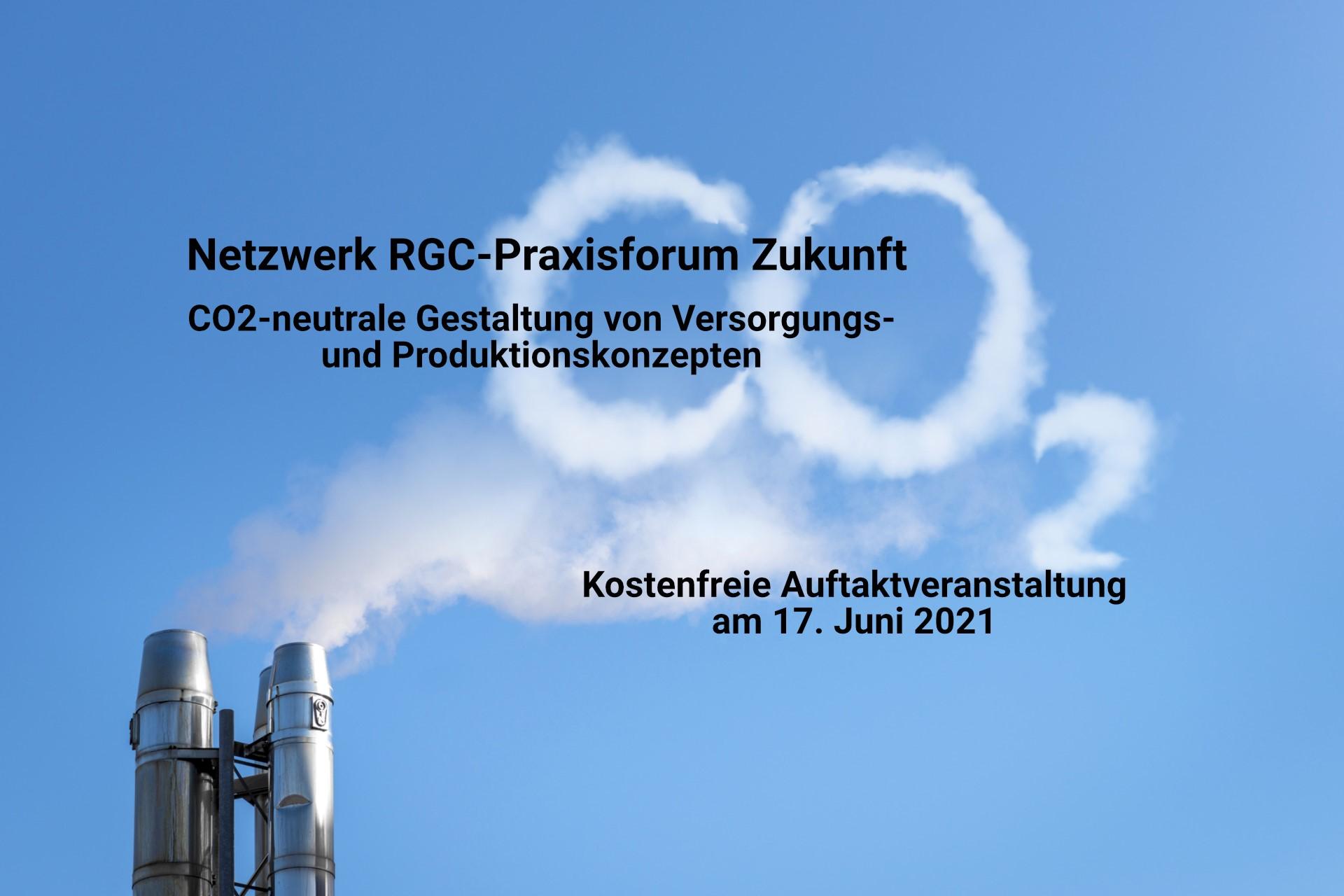 """Überragendes Feedback zur Auftaktveranstaltung zu unserem neuen Klima-Netzwerk """"RGC Praxisforum Zukunft"""""""